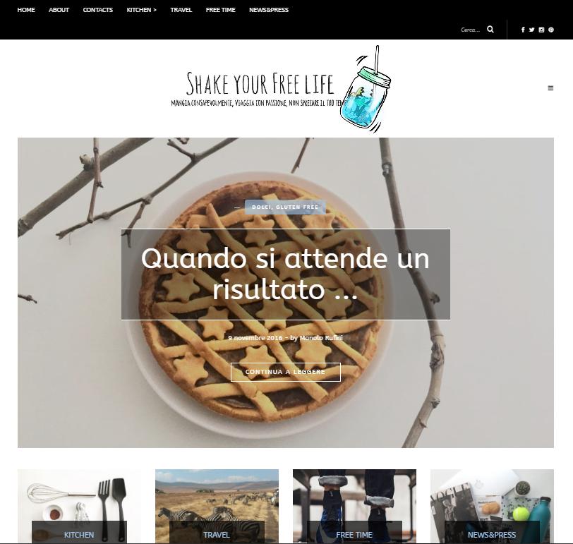 Blog di ricette e viaggi