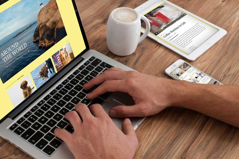 Trovare il proprio stile sul web